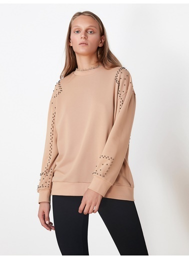 Ipekyol Sweatshirt Camel
